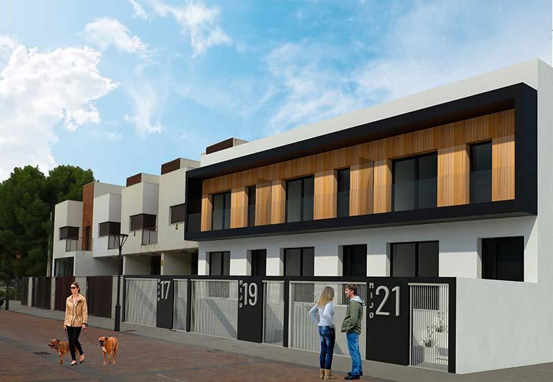 promoción de viviendas passivhaus en Albacete
